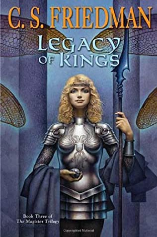 book cover of Legacy of Kings