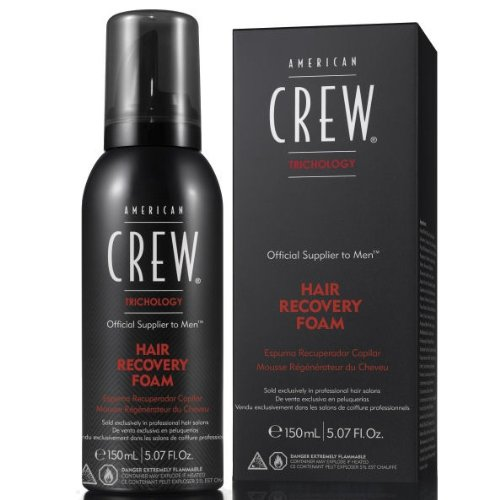 American Crew Trichology Hair Recovery Foam, 5.07