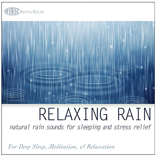 Relaxing Rain Sleeping Meditation Relaxation product image