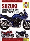 Suzuki GSF600, 650 and 1200 Bandit Service and Repair Manual: 1995 to 2006 (Haynes Service and Repair Manuals) by Coombs, Matthew, Mather, Phil (2006) Hardcover