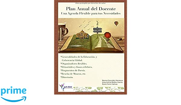 Plan Anual del Docente: Una Agenda Flexible para tus ...