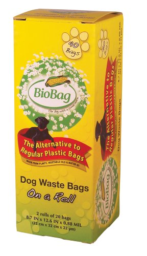 BioBag, Dog Waste Bags, Large