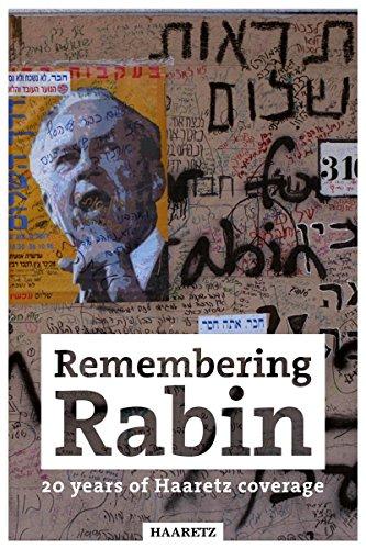 Haaretz e-books - Remembering Rabin: 20 years of Haaretz coverage