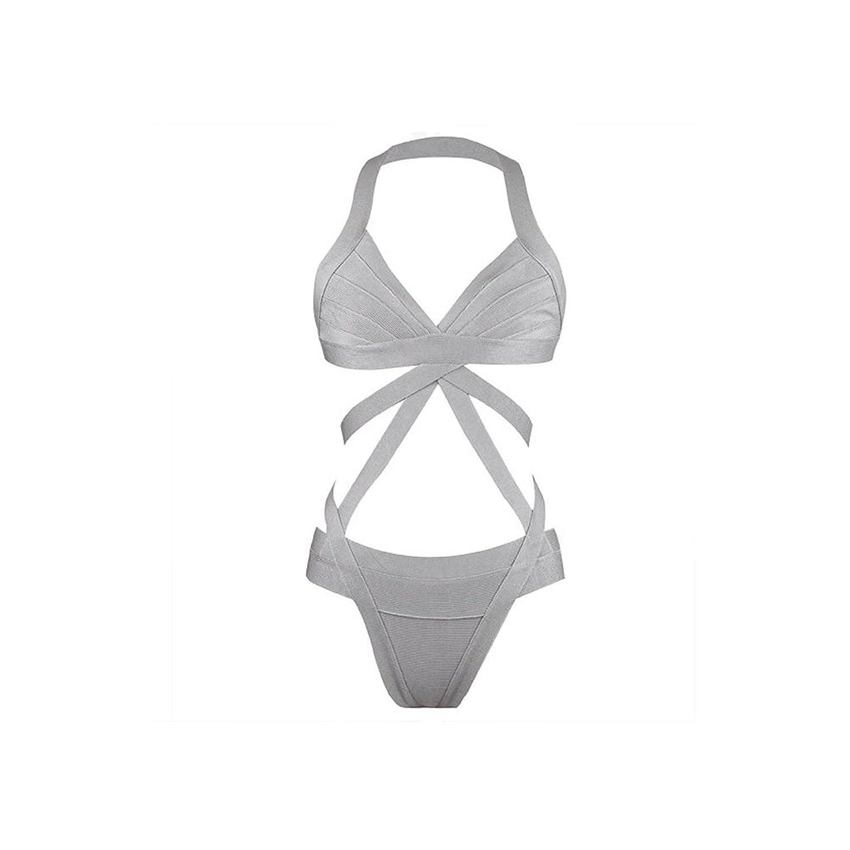 Daojian Frauen zwei Stucke Sexy Bikini-Badeanzug