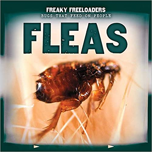 Fleas (Freaky Freeloaders: Bugs That Feed on People)