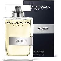 Yodeyma - Agua de perfume Moment, para hombre, 100 ml