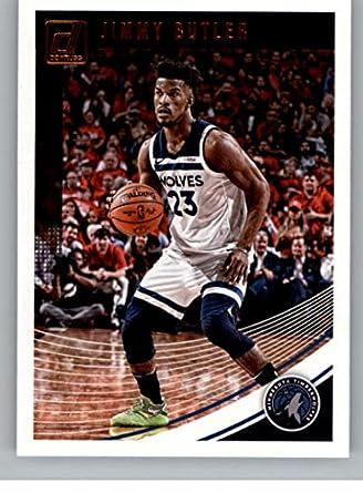 673755668aa Amazon.com  Basketball NBA 2018-19 Donruss  115 Jimmy Butler ...
