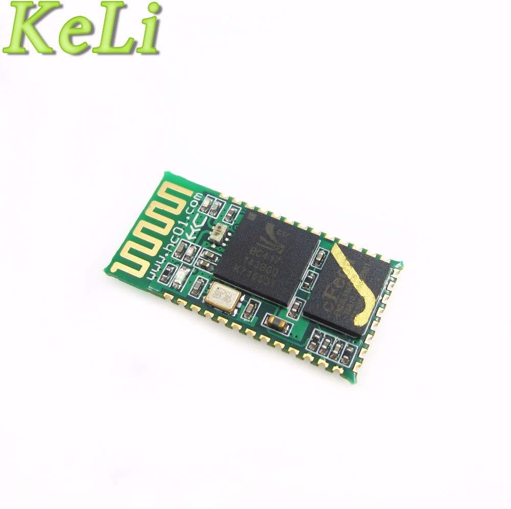 10pcs HC-05 Wireless Bluetooth RF Transceiver Modul serial RS232 TTL