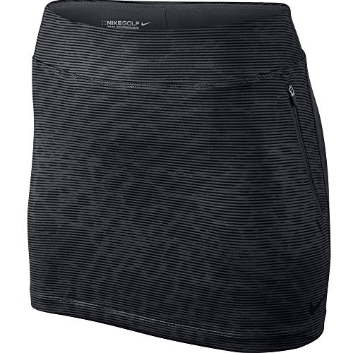 Nike Printed Flight Golf Skort 2016 Womens Dark Grey/Black X-Large