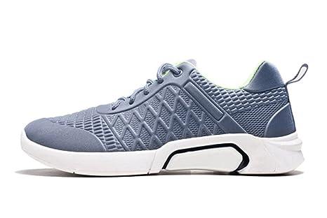 8d1775aeb83e6 Amazon.com : LUCKY-U Men Shoes, Jogging Sport Shoes Gym Fitness Mesh ...