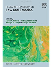Research Handbook on Law and Emotion
