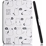 Capa Case Kindle Paperwhite WB Auto Liga/Desliga - Ultra Leve Fat Cat