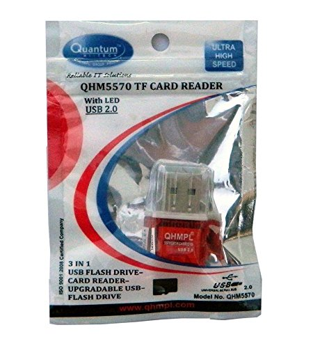 Quantum-QHM-5570-Card-Reader-T-flash-card-Micro-SD-card