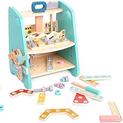 Juguetes Educativos para Bebés El conjunto de herramienta de ...