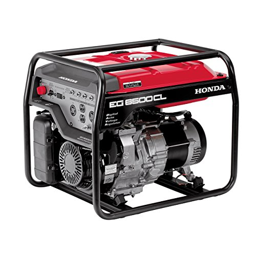 Honda Power Equipment EG6500CLAT 655690 6,500W Portable Gene