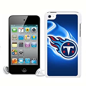 NFL Tennessee Titans Ipod Touch 4 Case Top Designer Case Cover For NFL Fans zeroCase