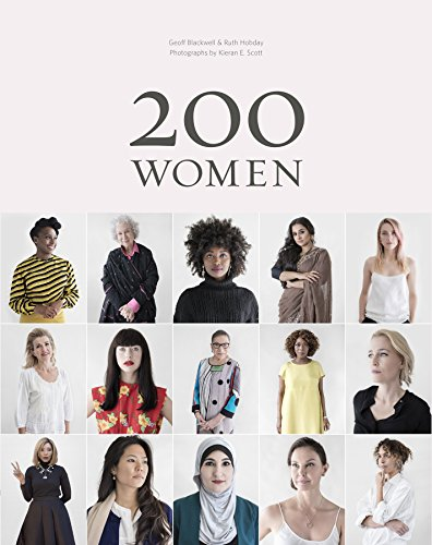 200 incredible women. 126 hours of interviews. 16,000 photographs. 5 questions.  A snapshot of female life around the globe: This collection of interviews with 200 women from a variety of backgrounds takes you on a journey that's heartbreaking and up...