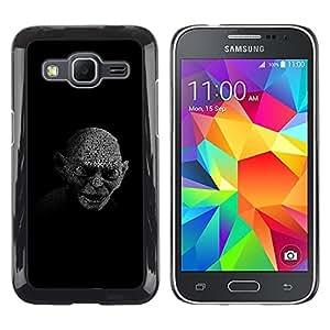 TopCaseStore / la caja del caucho duro de la cubierta de protección de la piel - My Precious Gollum - Samsung Galaxy Core Prime SM-G360