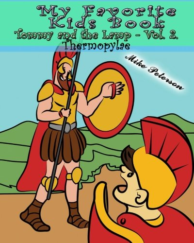 (HISTORICAL FICTION BOOKS FOR KIDS: Tommy and the Lamp -
