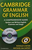 img - for Cambridge Grammar of English Paperback with CD-ROM: A Comprehensive Guide book / textbook / text book