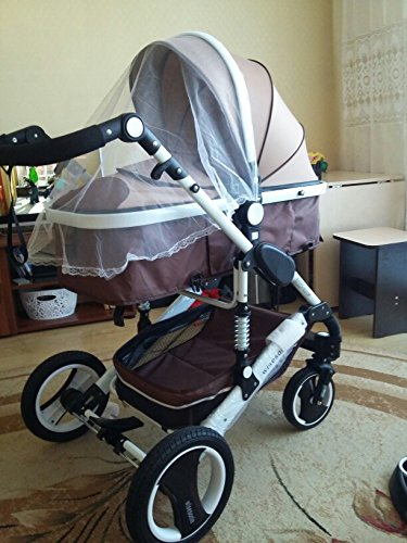 0--36 months baby stroller 2 in 1 stroller lie or damping folding light weight Two-way use four seasons (1) by wisesonle (Image #3)