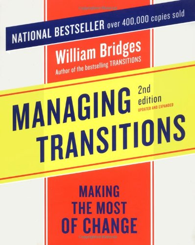Download Managing Transitions: Making the Most of Change pdf