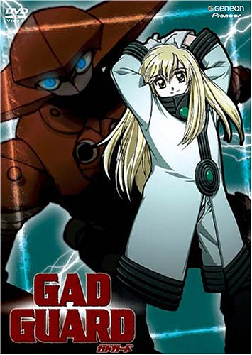 Gad Guard - Collections (Vol. 4)