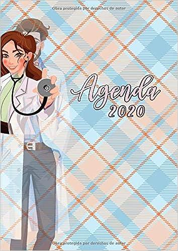 Agenda 2020: Tema Medicina Doctor Enfermera Agenda ...