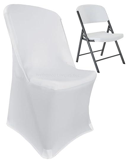 Vida Spandex Fundas para sillas plegables (633): Amazon.es ...
