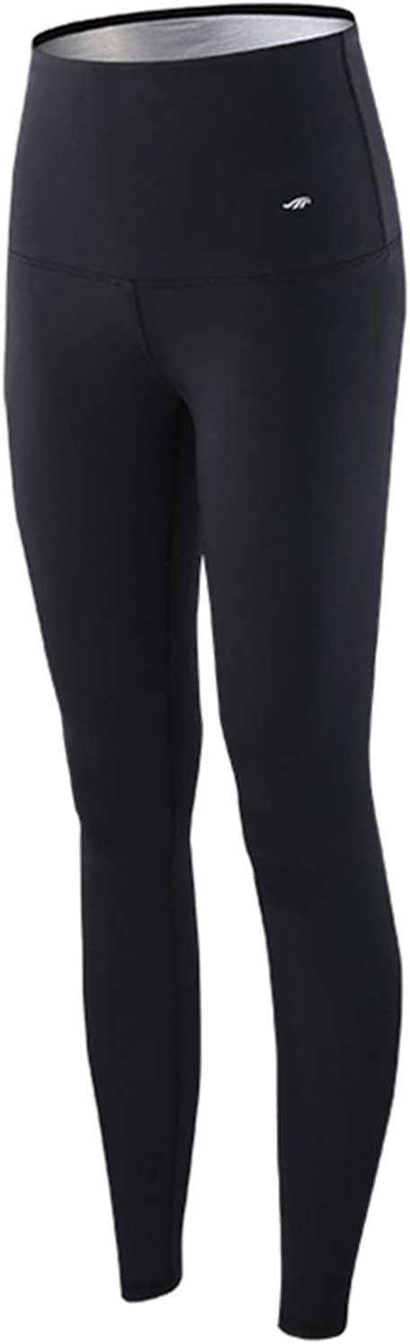 Leggings Push Up Faja Reductora Adelgazante para Deporte LOFFU Pantalones para Adelgazar,Pantalones Deportivos Mujer Pantal/ón de Sudoraci/ón Adelgazar Mallas Termicos de Neopreno
