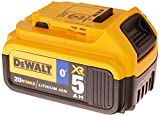 DEWALT DCB205BT-2 20V MAX 5.0Ah Bluetooth Battery
