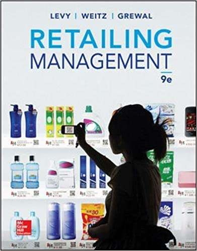 Amazon retailing management 9th edition 9780078028991 amazon retailing management 9th edition 9780078028991 michael levy barton a weitz dhruv grewal professor books fandeluxe Choice Image