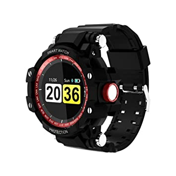 HCWF Smart Watch Impermeable 200 días En Espera Smartwatch Ritmo ...