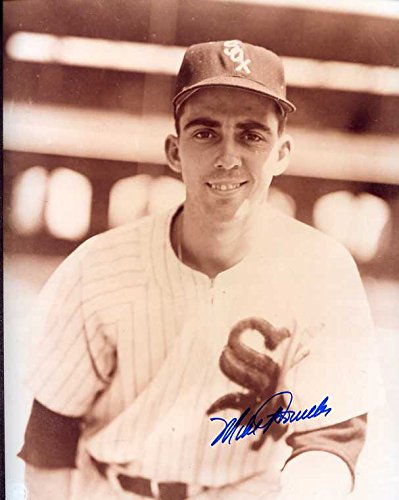 aabf1ba0a94 Mike Fornieles (D. 1998) Autographed Original Signed 8x10 Sepia ...