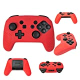 Pro Controller Case, Orzly FlexiCase for Nintendo Switch Pro Controllers – Protective Cover for Extra Grip & Comfort [Lightweight, Durable Flexible Rubberised Skins in RED with Full Button Access] Review