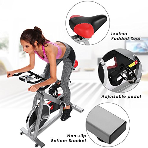 Love+Grace Pro Indoor Cycling Bike Spinning Bike
