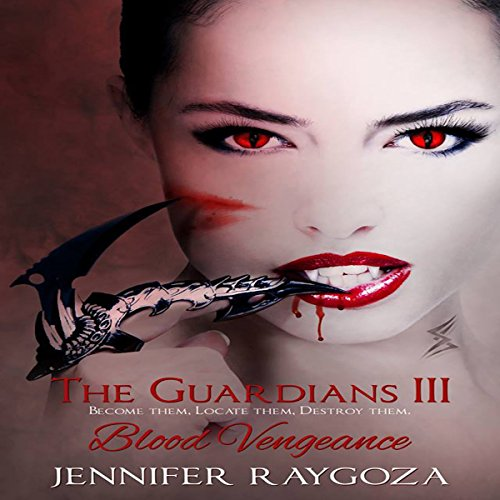 Blood Vengeance: The Guardians, Book 3