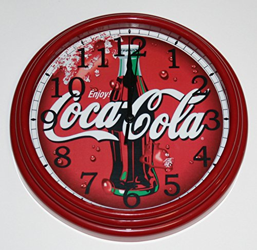 Coca Cola Clock Coke Clock