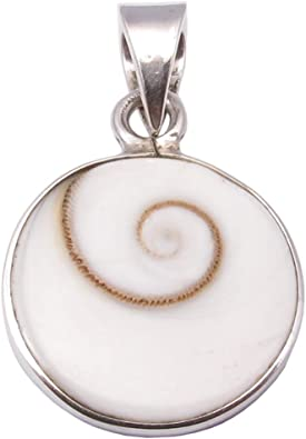Pendant 925 sterling silver Shiva Eye