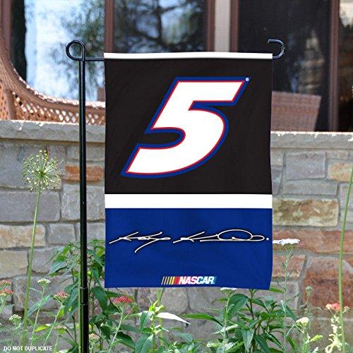 Kasey Kahne #5 Two Sided Garden Flag