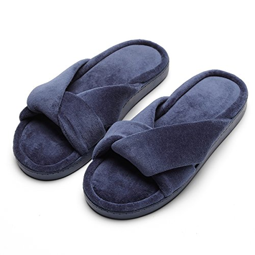 INFLATION Girls Lady Lady Lady Home Memory foma Slippers Spa Non-Slip Soft Bottom Indoor/Outdoor flip Flops B07F8J7QZZ Shoes 6470c2