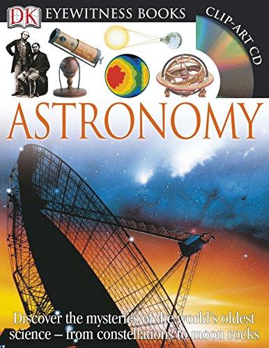 DK Eyewitness Books: Astronomy [Kristen Lippincott] (Tapa Dura)