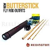 Redington Butter Stick 370-3 Fly Rod Outfit (7'0