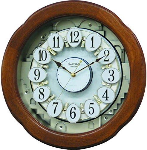 Rhythm Clocks Angel Blossom II Wall Clocks
