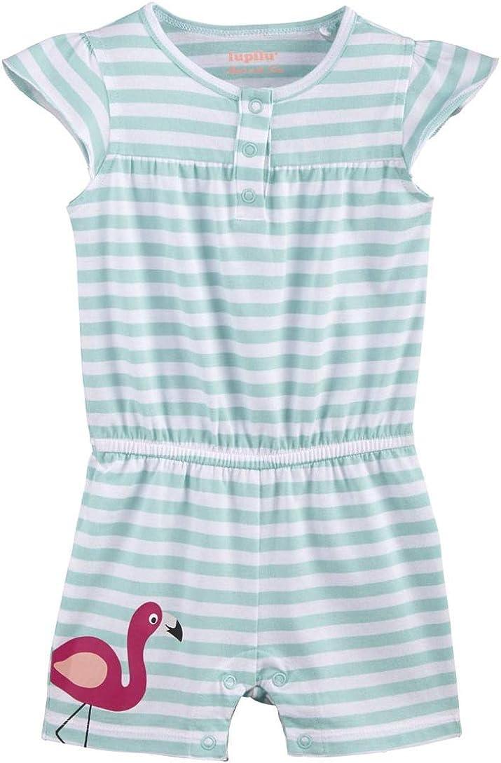 lupilu/® Baby M/ädchen Sommer Body//Kleid Reine Baumwolle