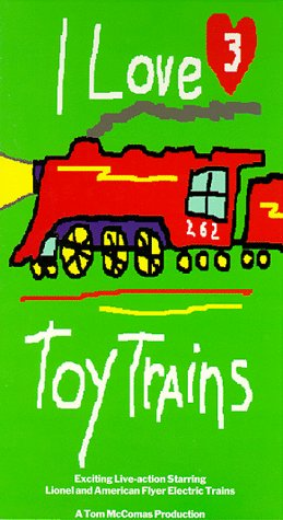 I Love Toy Trains, Part 3 [VHS] - Love Toy Trains Store