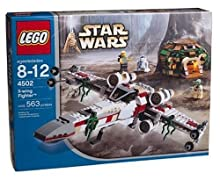 Lego X-Wing Fighter (4502)