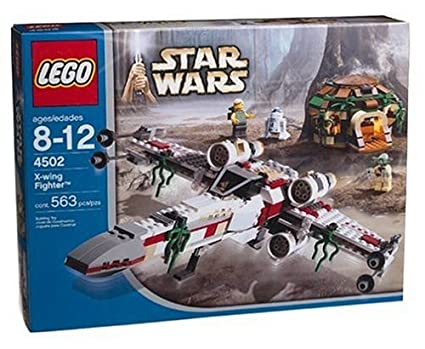 Amazoncom Lego X Wing Fighter 4502 Toys Games