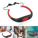 Best Player For Swimming Surfing - MIYA LTD Waterproof MP3 Player,IPX8 Waterproof Headphones Review