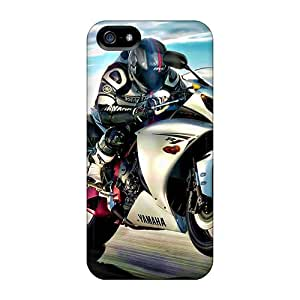 Iphone 5/5s LGp6471ktBJ Support Personal Customs High-definition Yamaha Series Scratch Protection Hard Phone Case -JamieBratt